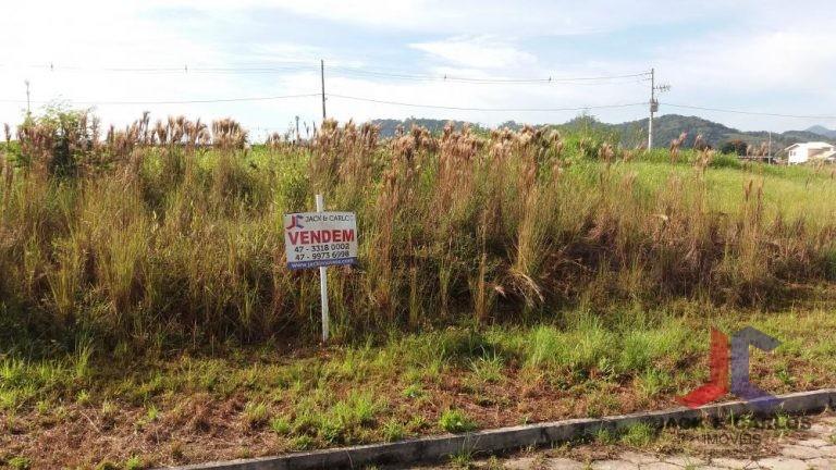 Terreno na Coloninha – Gaspar – Venda